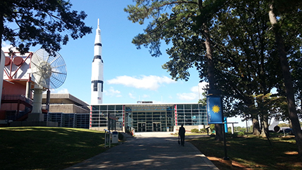 Space Center photo
